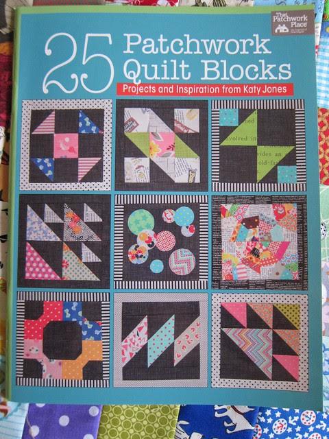 25 patchwork Quilt Blocks