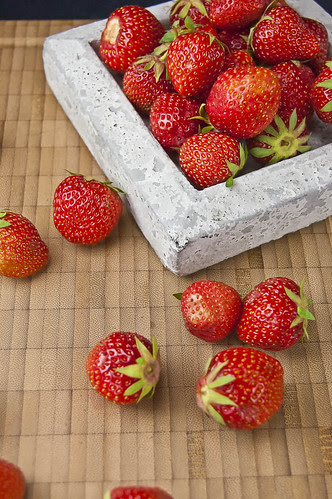 Late Spring Strawberries