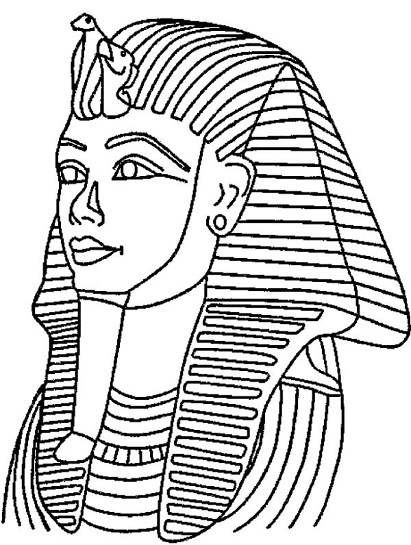 Draw King Tut - ClipArt Best