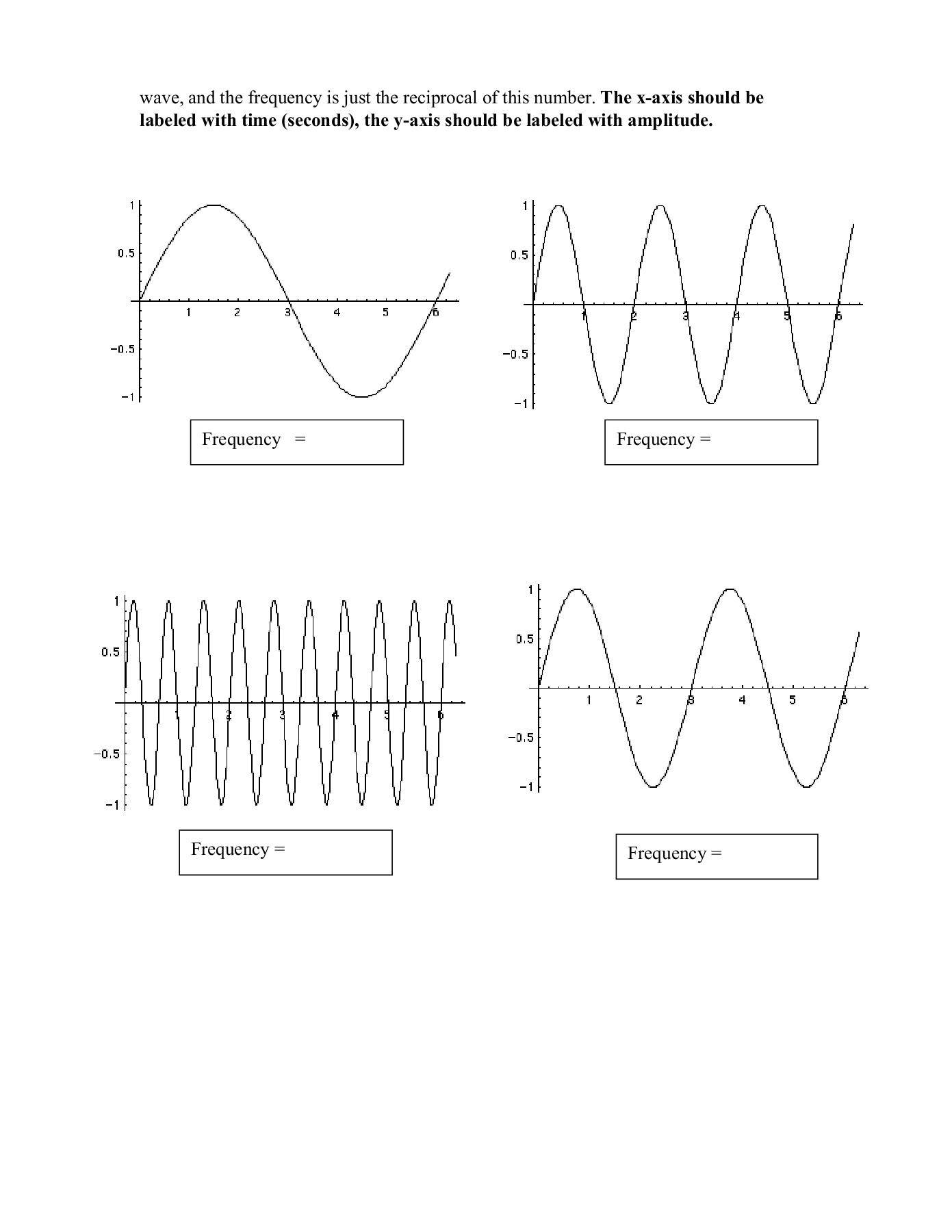 Overview Waves Worksheet Answers - Nidecmege