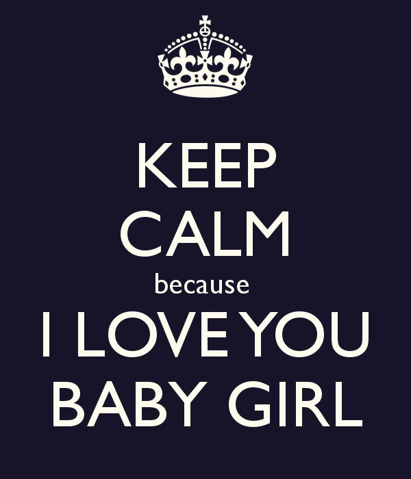 Baby Girl I Love You Quote Quote Number 602374 Picture Quotes
