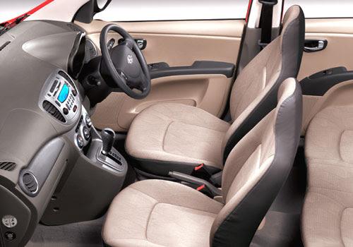 Hyundai i10 Front Seats