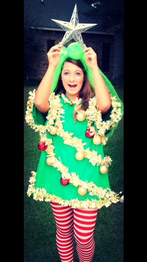 10 Homemade Christmas Costumes