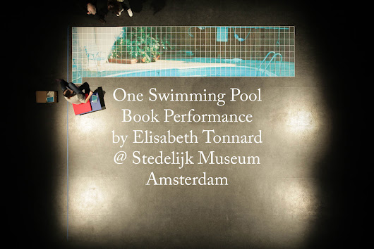 Time lapse van One Swimming Pool performance @ Stedelijk