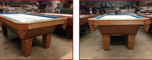 Used Pool Tables | C.P. Dean, Richmond, Virginia