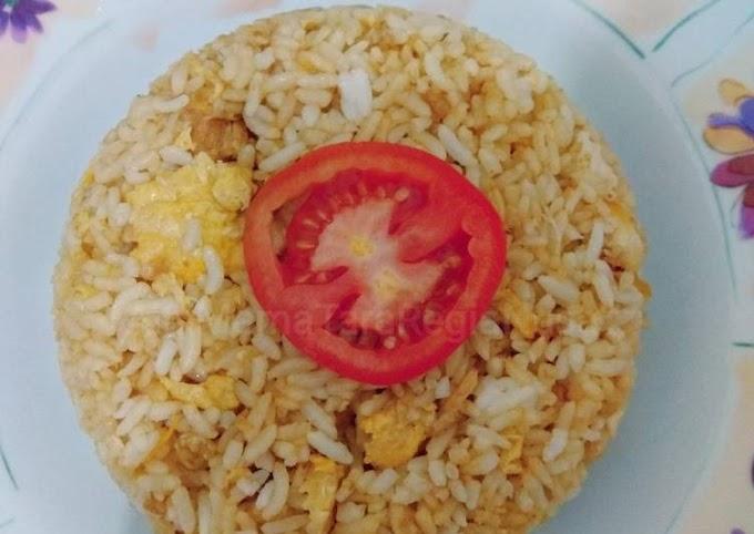 Resep Nasi goreng blueband ricemix Bikin Nagih