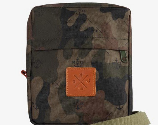Camo Pusher Bag - Manufaktur13