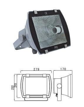 150 Watt Metal Halide Flood Light Wiring Diagram