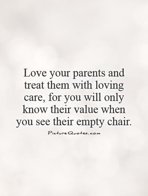 Quotes About Love For Parent 50 Quotes