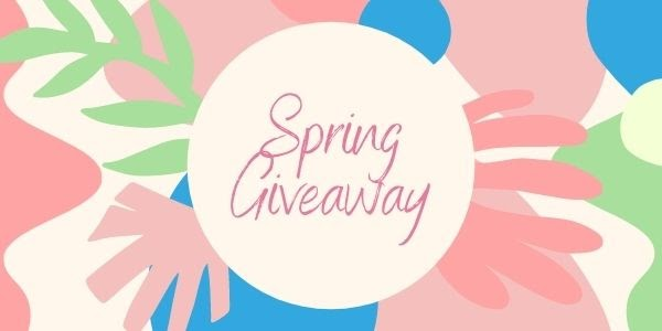 Spring Giveaway Competition - Win a Beauty Bundle