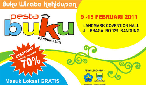 Pesta Buku Bandung 2011