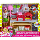 Barbie Careers Pizza Chef Doll and Playset, Blonde