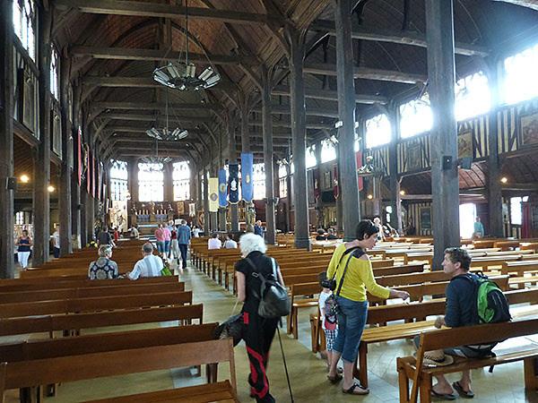 église honfleur 2