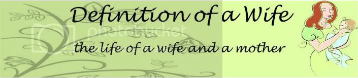 Definition of a Wife