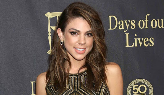 Kate Mansi reports back to work at DAYS