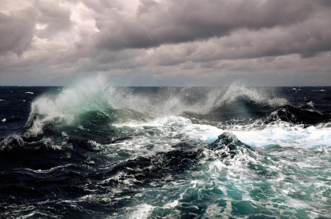 Ocean Wave Wallpaper Wallpapers Desktop