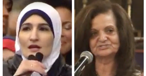 Image result for sarsour odeh