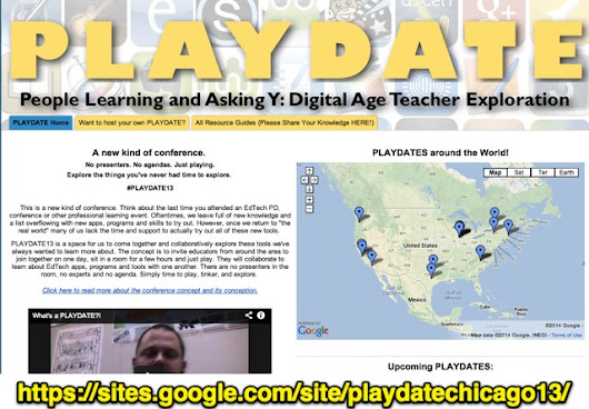 First PlayDateOKC Scheduling | EdCampOKC