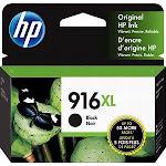 HP 916XL Black High Yield Ink Cartridge (3YL66AN)