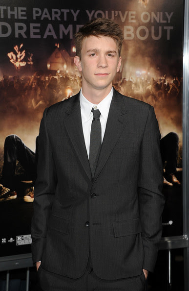 """Thomas Mann - Premiere Of Warner Bros. Pictures' """"Project X"""" - Arrivals"""
