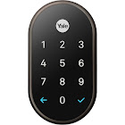 Nest x Yale Lock - Touch Keypad - Oil Rubbed Bronze