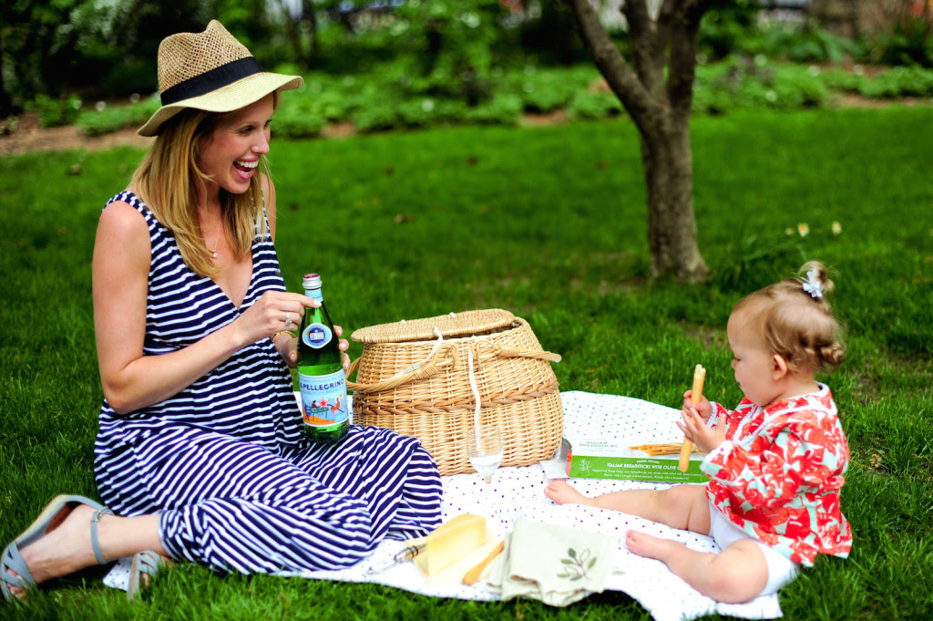 Perfect Fourth Of July Picnic