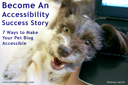7 Ways to Make Your Blog More Accessible - BlogPaws
