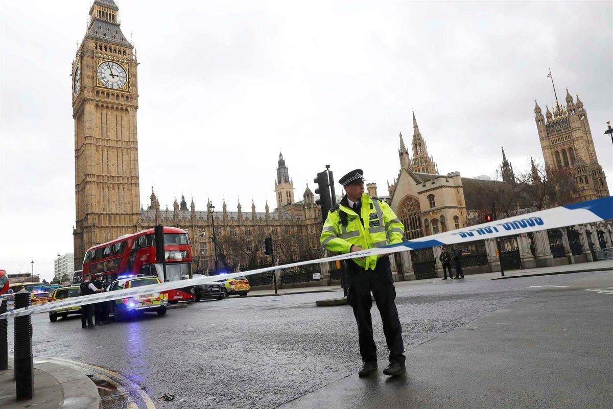 Resultado de imagem para ataque terrorista londres 2017