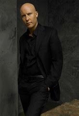 Michael Rosenbaum as 'Lex Luthor' on SMALLVILLE