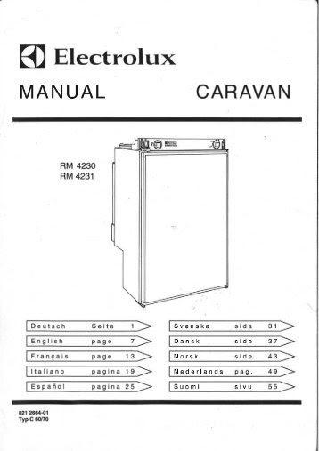 dometic rm8555 service manual
