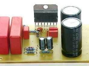 TDA7293 Stereo Mono Pralel Mạch khuếch đại kết nối