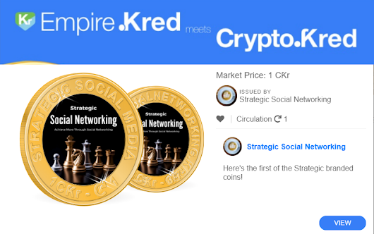 A First Look at Kred's Social App Crypto.Kred in Action! — Steemit