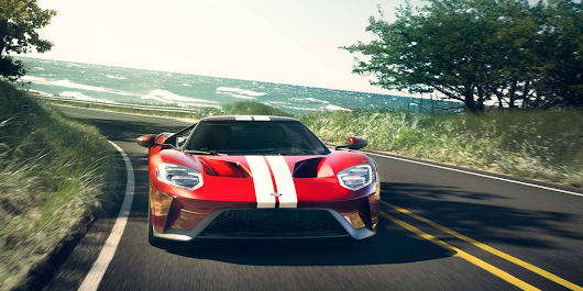 Aerodynamic Physics and a Monster Engine Make the Ford GT the Fastest-Ever
