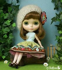 Dreamy Melody / dress