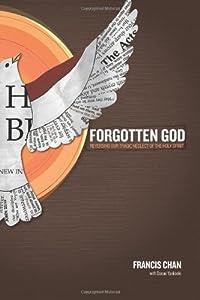 """Cover of """"Forgotten God: Reversing Our Tr..."""
