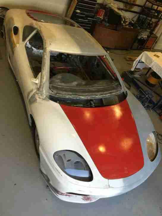 Ferrari Replica 360 Unfinished Project. car for sale