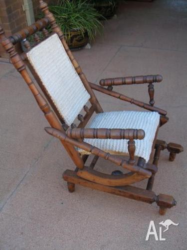 Dexter Rocking Chair