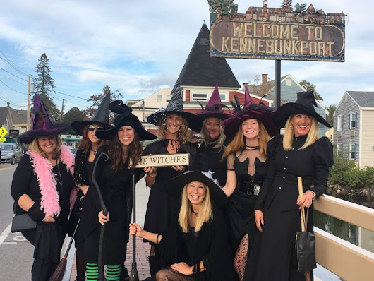 Halloween in Kennebunkport | Kennebunkport Maine Hotel and Lodging Guide