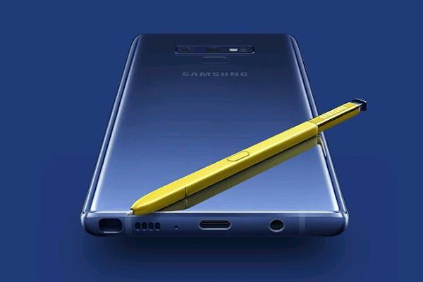 7aab2dd301f El Galaxy Note 9 de Samsung llega a España: procesador de ocho núcleos,  lápiz digital y doble cámara trasera