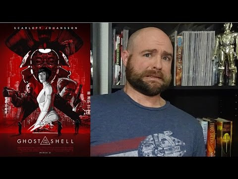 Ghost in the Shell - Movie Review: A Shell of a Film