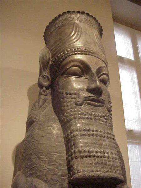 Column Capital, Persepolis