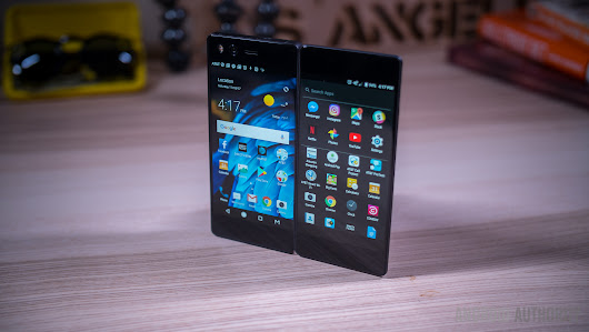 ZTE Axon M International Giveaway!