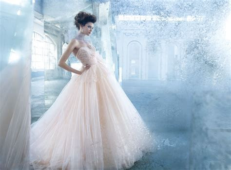 Lazaro's wedding dresses 2013(2)