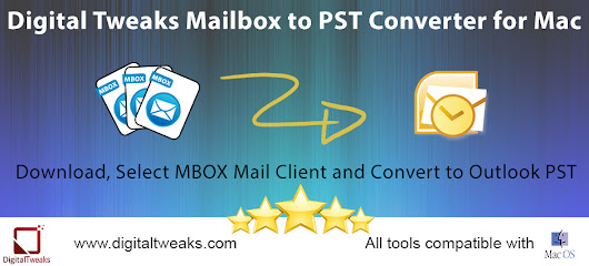 Mbox to PST Conversion Tool |Convert Mbox to PST Freeware