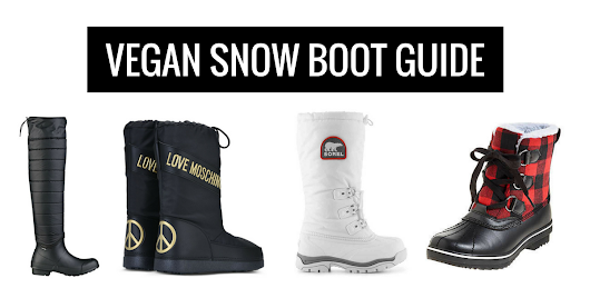 Vegan Boots For Wet Winter Weather - The Tree Kisser
