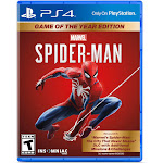 Marvel's Spider-Man [PS4 Game]