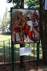 The 14 Stations of the Cross on Good Friday by firoze shakir photographerno1