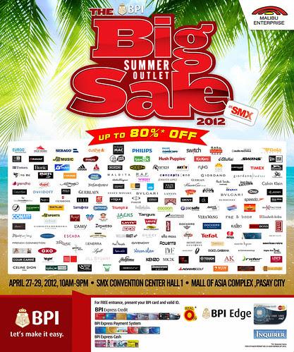 Big Outlet Summer for Philstar 5colx20cm