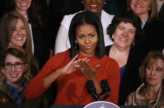 Badass Bitch of the Week: Michelle Obama
