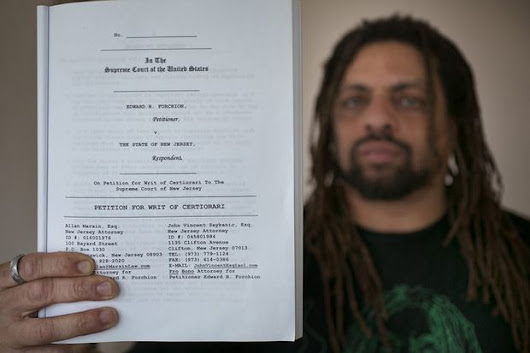 NJ Weedman's Supreme Court petition in justices' hands